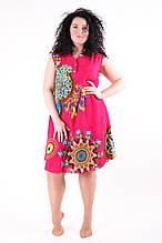 Женское летнее платье 8025