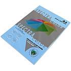 Папір кольоровий 80г/м, А4 100арк. SPECTRA COLOR IT 180 Blue (Блакитний/Пастельний)