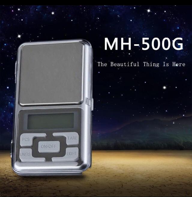 Весы ювелирные VS-500GR ( M/500gr/0.01gr )