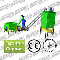 Линия Гранулирования Кормов АРТ-3 (Шнек точной загрузки + Гранулятор комбикорма 22 кВт + Охладитель гранул)