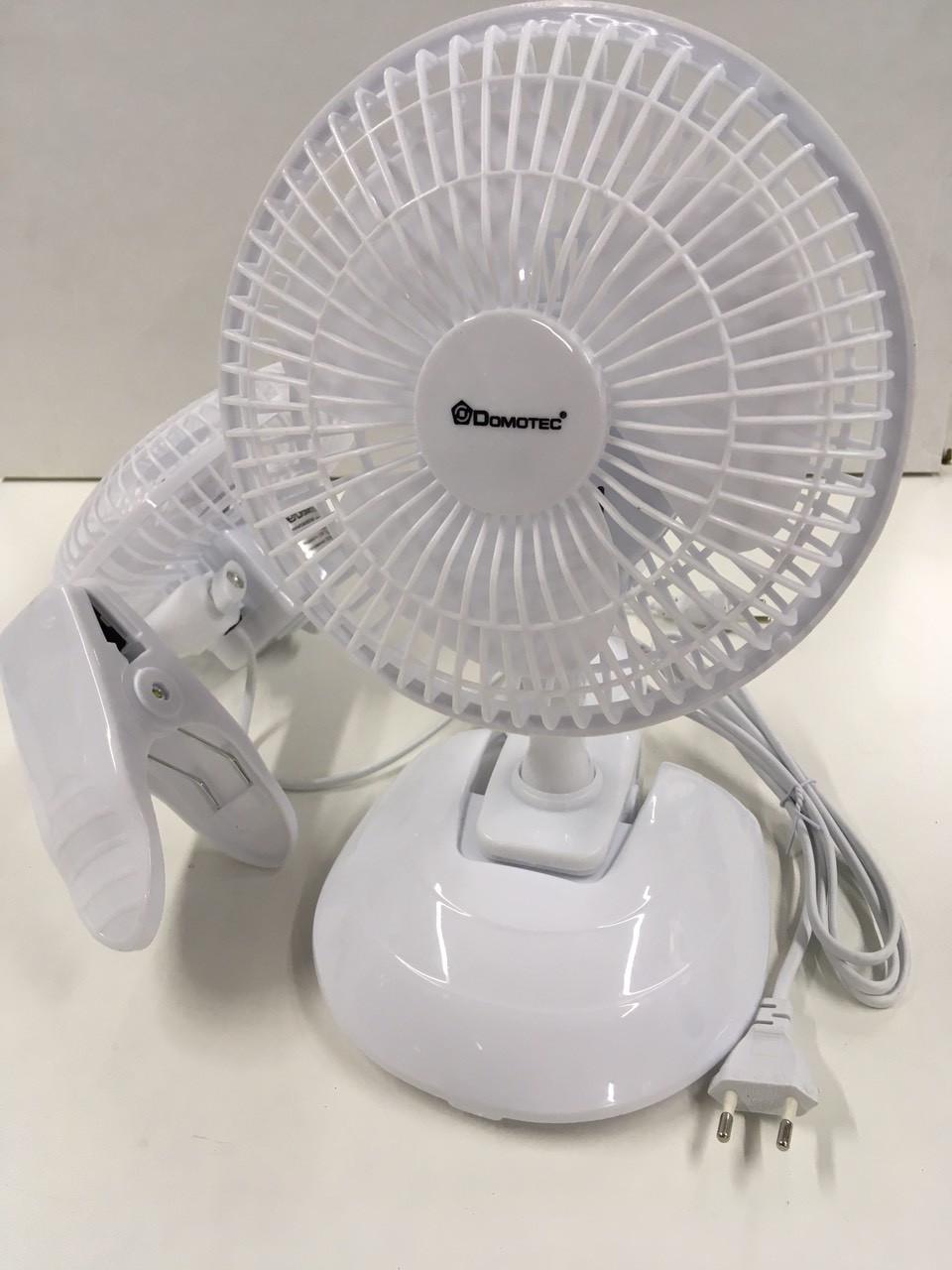 Настольный вентилятор MS-1623 (12 шт)