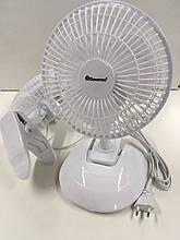 Настольный вентилятор MS-1623/ 5104 (12 шт)