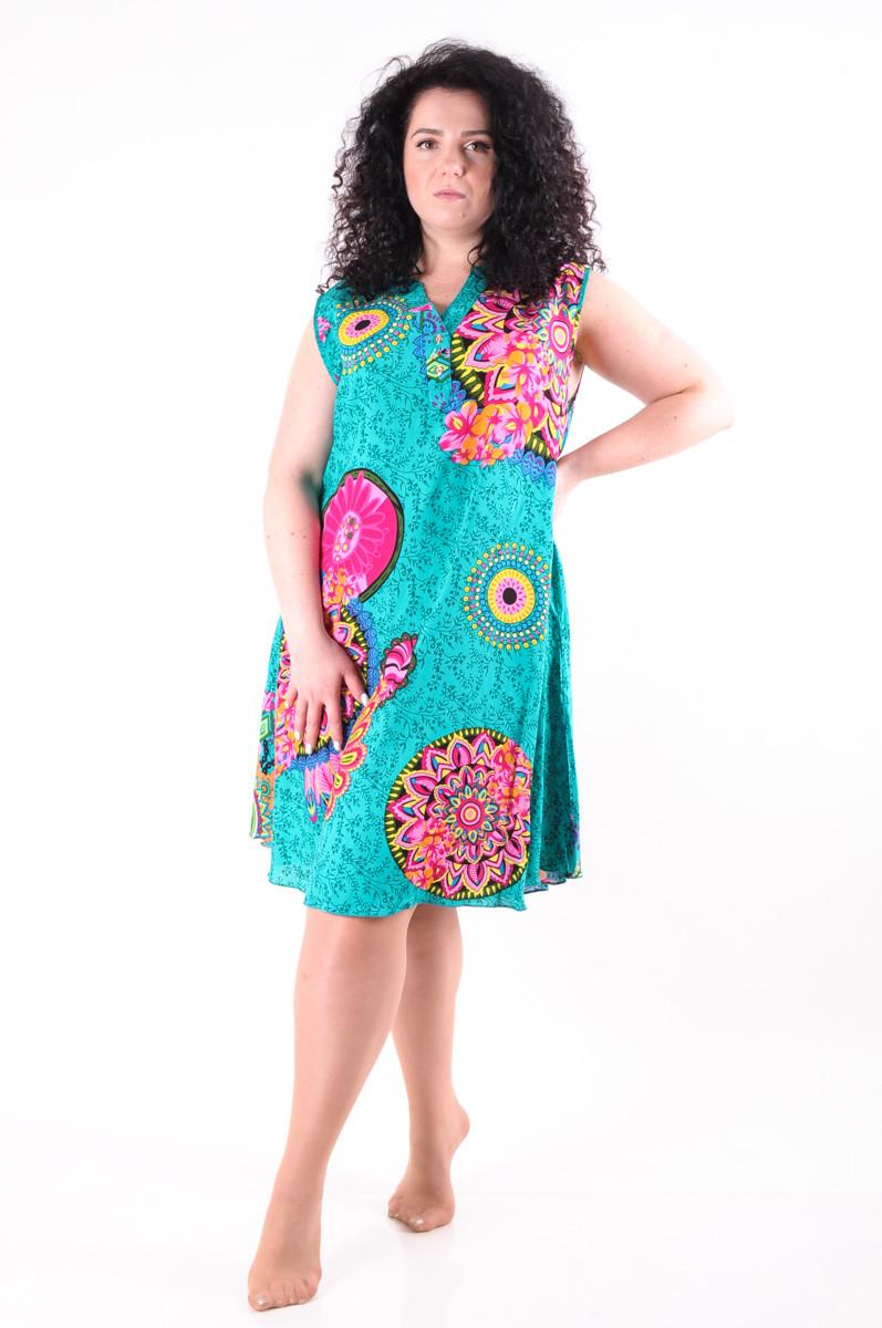 Женское летнее платье 8025-3