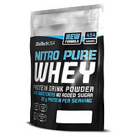 Протеин BioTech Nitro Pure Whey (454 г)