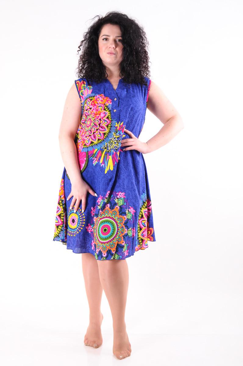 Женское летнее платье 8025-4