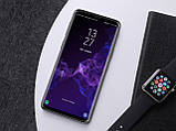 Nillkin Samsung G960F Galaxy S9 3D DS+MAX Series Black Защитное Стекло, фото 5
