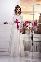 """Прокат 3900 грн. Подвенечное платье из гипюра """"Семейные ценности"""""""