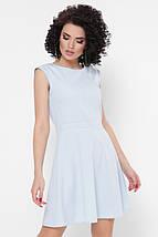 Женское летнее расклешенное платье без рукавов (Penelope fup), фото 3