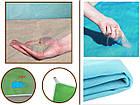 Пляжный  коврик для моря - Анти-песок, фото 6