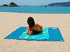 Пляжный  коврик для моря - Анти-песок, фото 7