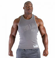 Майка мужская Gorilla wear Stamina Rib Tank Top (Grey)