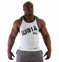 Майка мужская Gorilla wear Stamina Rib Tank Top (White)