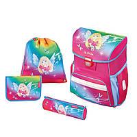 50013845 Ранец школьный укомплектованный Herlitz LOOP PLUS Fairy, фото 1