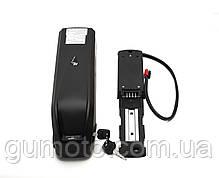 Аккумулятор для велосипеда Li-ion 36V 13,5 AH 18650 LG + зарядка , фото 2