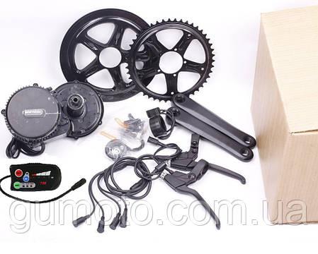 Електромотор Bafang BBS01 36V 250W дисплей C 790 електричний комплект для велосипедів, фото 2