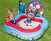 """Игровой центр бассейн """"Микки Маус """" с мячиками"""