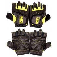 Женские перчатки для фитнеса и бодибилдинга MEX Nutrition W-Fit Gloves Lime