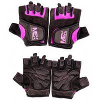Женские перчатки для фитнеса и бодибилдинга MEX Nutrition W-Fit Gloves Purple