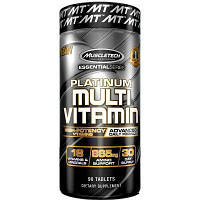 Витамины и минералы MuscleTech Platinum Multivitamin (90 капс)