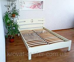 """Полуторная белая кровать """"Токио"""", фото 3"""