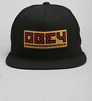 Кепка Obey - Republic Logo Black