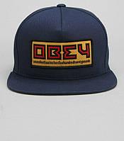 Кепка Obey - Republic Logo Navy