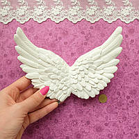 Крылья серо-белые, 18*12.5*3 см, фото 1