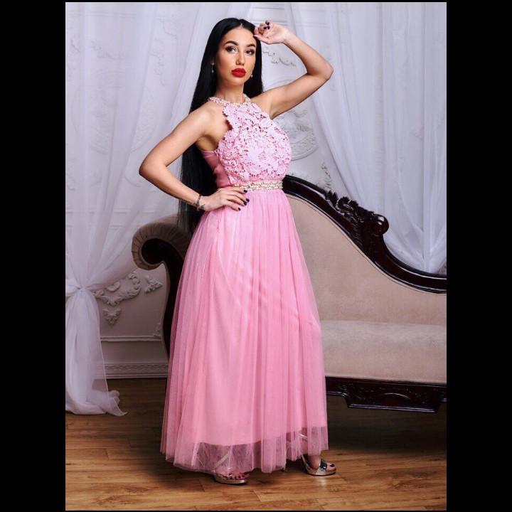 38eacbb21ba Кружевное Вечернее Платье в Пол — в Категории