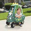 Бесплатная доставка! Машинка каталка для детей серии Cozy Coupe Little Tikes - Автомобильчик Дино, фото 2