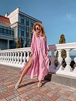 Платье-рубашка свободного кроя, фото 1