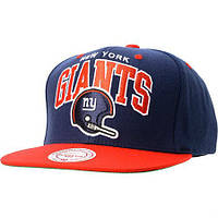 Кепка Mitchell and Ness - New York Giants - Big Logo Classic Royal/Red