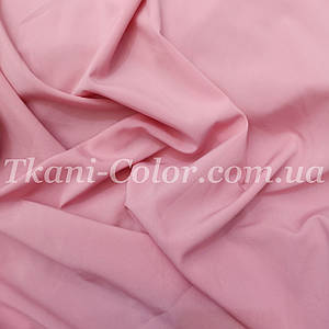 Ткань супер софт бледно-розовый