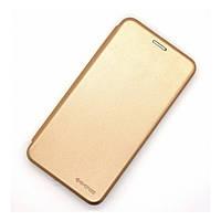 Чохол-книжка для Huawei P Smart G-Case Ranger Series Золотий