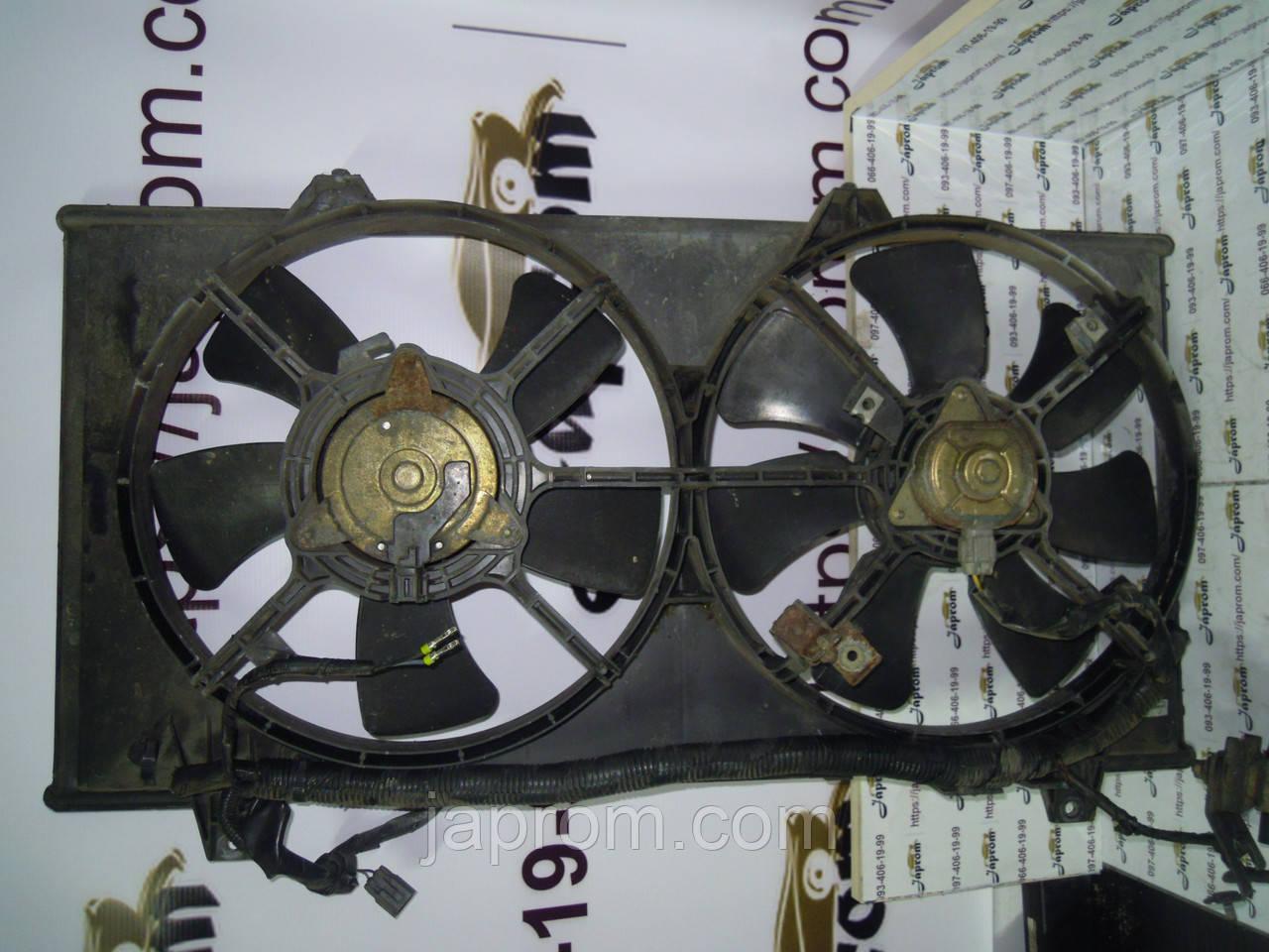 Вентилятор (диффузор) радиатора Mazda 6 GG 2002-2007г.в.