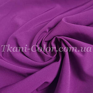 Ткань супер софт фиолетовый