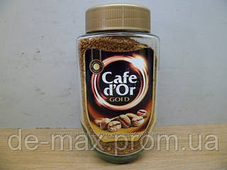 Кофе растворимый Cafe d'Or Gold
