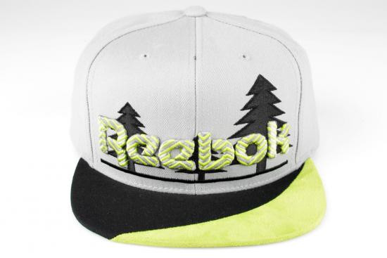 Кепка Reebok - Tree Classic Grey/Black