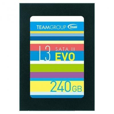 "Накопитель SSD 2.5"" 240GB Team (T253LE240GTC101) ."