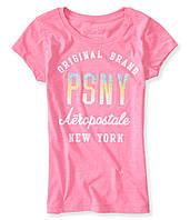 Футболка для девочки, бренд Aeropostale; 10 лет