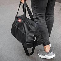 Сумка кожаная SUPREME дорожные и городские сумки, фото 1
