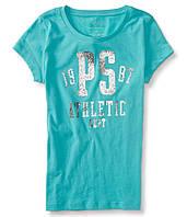 Брендовая футболка для девочки от Aeropostale; 8 лет