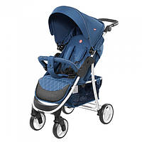 Коляска прогулочная CARRELLO Quattro CRL-8502/1 Синяя