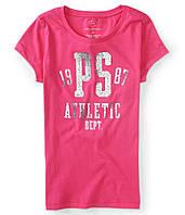 Футболка для девочки-подростка, бренд Aeropostale; 10 лет