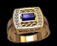 Золотой перстень Египетский