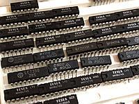 Микросхема TESLA MN8474S     MN8490AS, фото 1