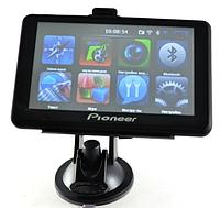 GPS навигатор Pioneer 5 дюймов Автомобильный навигатор с Картами.