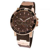 Мужские (Женские) кварцевые наручные часы Ulysse Nardin, все цвета