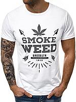 Мужская футболка J.Style Smoke Weed, фото 1
