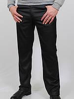 Классические мужские брюки утепленные