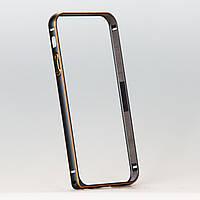 Бампер металлический для iphone 5/5s Space Grey